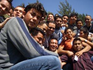 Robando cámara Jairo, desde Colombia y atrás los demás.