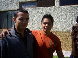 Los seminaristas de Guadalajara reciben a sus demás compañeros de otras etapas de formación.