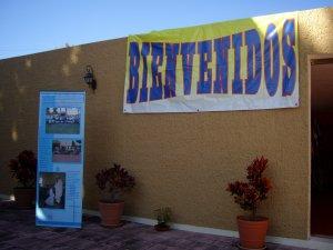 Los Misioneros de San Carlos les dan la mejor bienvenida a los JSF.