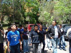 Visitamos la Universidad Intercontinental (UIC)...