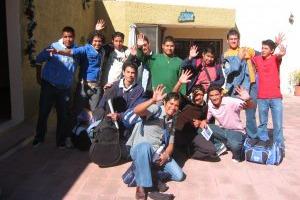 CONVIVENCIA DE NAVIDAD 2006 EN GUADALAJARA, Jal.