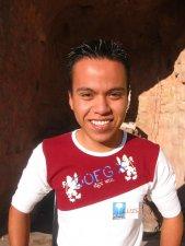 """""""No te quedes con soluciones vanas. La solución está en Jesús. ¡Ahora soy feliz!"""" (Luis Antonio de Santa Anita, Jal.)"""