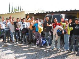 ¡Hasta la Convivencia de Pascua 2008: 25 - 29 de Marzo!
