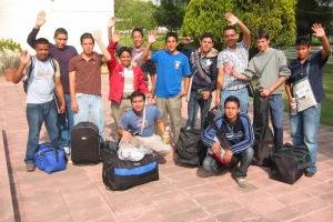 CONVIVENCIA DE NAVIDAD 2008 DE LOS JSF