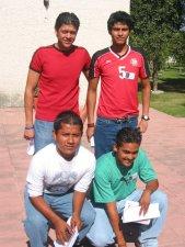 Los 4 Mosqueteros de Ocotlán, Jal.