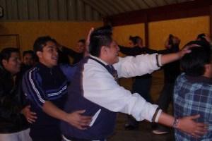 CONVIVENCIA DE NAVIDAD EN CIUDAD DE MÉXICO