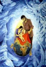 En el recuerdo glorioso del nacimiento del hijo de Dios<br />