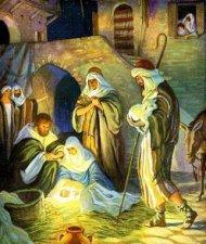 Con la alegria del nacimiento de nuestro Salvador...