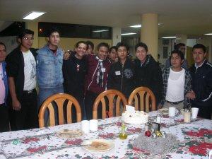 ... que, después de unos intensos años de trabajo pastoral y vocacional en México...