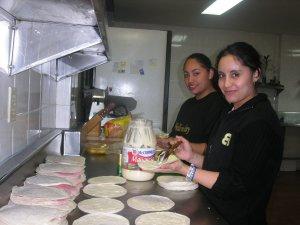 Las Cocineras.