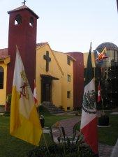 """Seminario """"Juan Bautista Scalabrini"""" de México, D.F."""