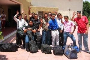 CONVIVENCIA DE PASCUA 2006 - SEMINARIO SAN CARLOS , GUADALAJARA, JAL.