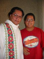 Un GRACIAS al Seminarista Luis Gerardo.