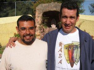 Un gracias s Ismael y Leobardo, mexicanos Religiosos Estudiantes de Teología en Manila (Filipinas), por su testimonio.