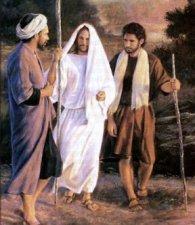 En esta Pascua 2007 Cristo se puso en camino...