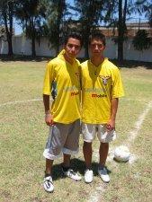 Diego y Ezequiel