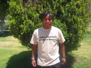 """Mario de Carapán, Michoacán. """"Estoy contento de encontrarme con Cristo"""""""