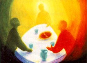 Como los discipulos de Emaus, aprendimos al estar cerca del Señor Resucitado