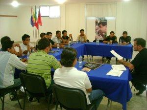 conocimos también como la Congregación de los Misioneros de San Carlos Scalabrinianos realizan su mision en medio de los Migrantes y Refugiados