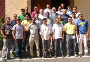 Todos nosotros, provenientes de Oaxaca, Edo. de México, Hidalgo, Nayarit, Michoacan, Sonora, Brazil, Italia, USA...