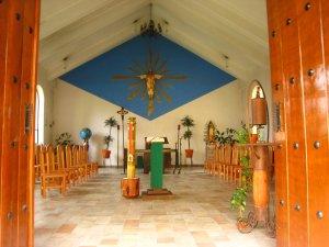 la Capilla del Seminario Scalabriniano fue el centro de nuestro encuentro