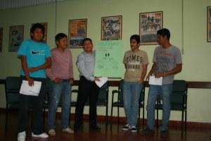 Convivencia Juvenil Vocacional de Pascua 2014
