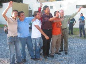 Hasta el 28 de Noviembre en Purépero, Mich. para la Profesión Religiosa de unos compañeros.