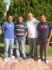 Seminaristas de Purépero, Mich.