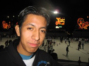 Jorge, de Zapuapan, Veracruz<br />