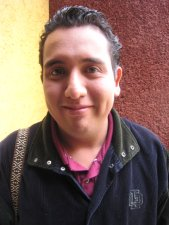 Edgar Isai, de Iguala, Gro.