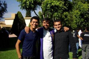 """Los día 17 y 18 de Diciembre Tony vivió su experiencia """"Ven y lo Verás"""" en el Seminario San Carlos de Guadalajara, Jalisco."""