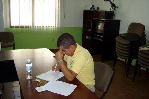 Salvador de la ciudad de Tacambaro, Mich.