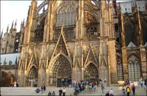 La Catedral de Köln (Colonia) en Alemania, sede de la XX Jornada Mundial de la Juventud