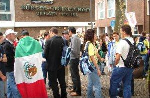 <br /> Juventud Misionera Masculina de México <br />