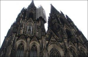 <br /> Catedral de Colonia, lugar de resguardo de las reliquias de los Reyes Magos <br />