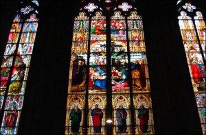 Los vitrales de la Catedral de Köln (Colonia)