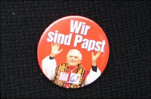 Todos somos el Papa