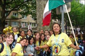 Juventud Misionera Femenina de México