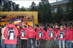 Espacios culturales para voluntarios y peregrinos