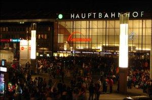 Estación central en Colonia