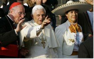 ¡México presente con el Papa en Alemania!