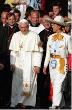 ¡México siempre fiel al Papa!