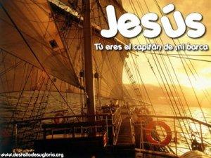 Jesús llama y está en nossotros si le respondemos