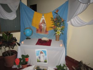 Aquí oramos por el continente de oseanía