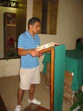 """Segunda Lectura: """"Cristo fue todo un """"sí"""" (San Pablo)."""