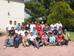 Foto-Recuerdo del Encuentro de Febrero 2009 de los JSF.