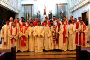 Encuentro de Padres Jóvenes 2006