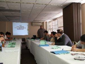 Recibimos diferentes conferencias sobre diversos aspectos que nos ayudan en nuestro minsiterio