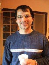 Padre Heitor Castoldi, CS Brasileño, trabaja en Sommerville, USA