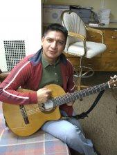 Padre Marvin Ajic, CS Guatemalteco, trabaja en Chicago, USA